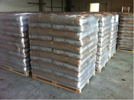 Holzpellets von Hanse-Pellet (990kg)