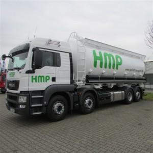 HMP - Dein Profi für Pellettransporte