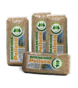 EC Bioenergie wohl und warm lose Pellets Sackware (15kg)