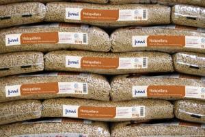 Holzpellets Sackware in Enplus-Qualität in Nordrhein-Westfalen, Niedersachsen, Sachsen-Anhalt, Thüringen, Hessen, Rheinland-Pfalz, Saarland, Baden-Württemberg und Bayern