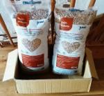 Postpaket von juwi Pellets Holzenergie