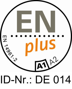ENplus-A1 Zertifikat EKO Pellets Sackware aus Sachsen