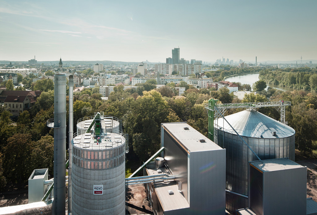 Holzpellets Energieversorgung Offenbach Hessen